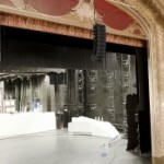 Kara Line Array In Norwegian National Theatre