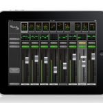 StageMix M7CL Remote Control iPad Software
