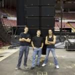 Choir tour uses L-ACOUSTICS K1 System