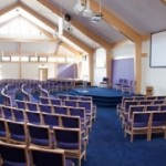 L-ACOUSTICS 12XTi speakers installed in Inverness chapel