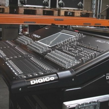 Used Audio Consoles & Used Mixing Desks