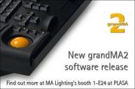 MA Lighting Releases grandMA2 Software Update