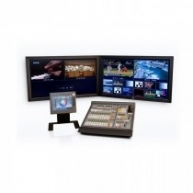 Used FSN Display and Stand from Barco