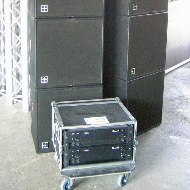 used c4 sound system by d and b audiotechnik item 14690
