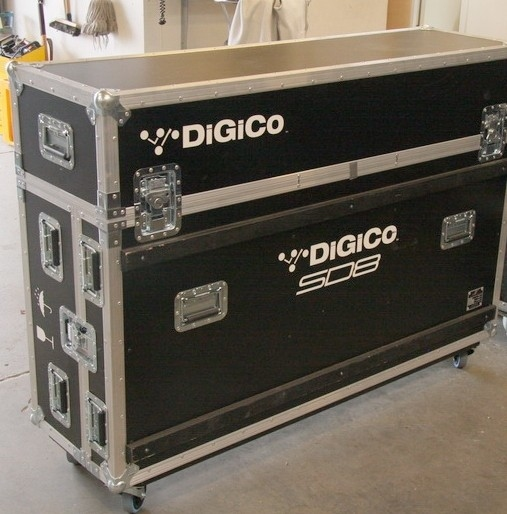 Used SD8  from DigiCo