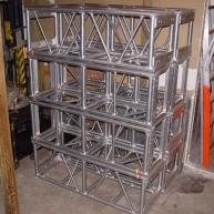 Used Heavy Duty Box Truss