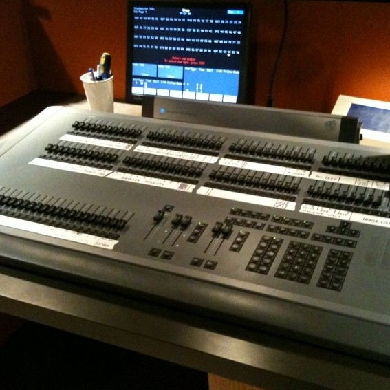 etc express lighting console 28 images used express