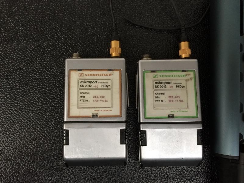 Used EM 3032 Package