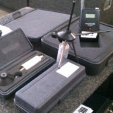 Used Wireless Mic Package