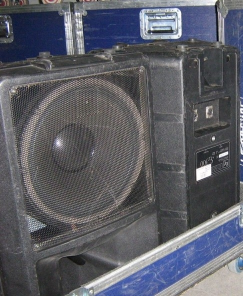 Used Sx300E from Electro-Voice