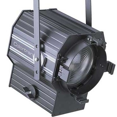 Used Colortran Fresnel 8 Inch By Leviton Item 27104