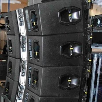 Used J8 By D Amp B Audiotechnik Item 27452