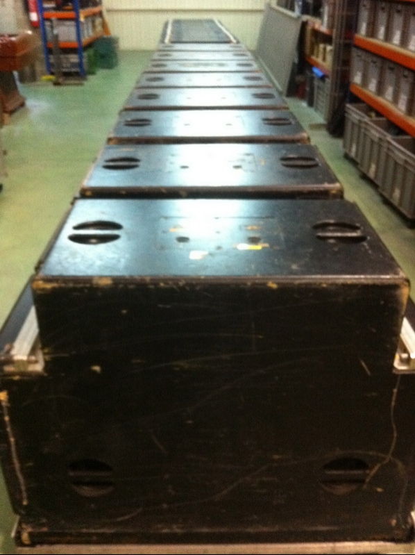 Used Y10 from Adamson Systems Engineering