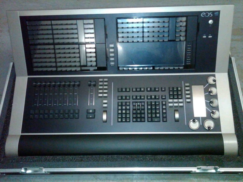 Used Etc Eos 8000 Channel By Electronic Theater Controls