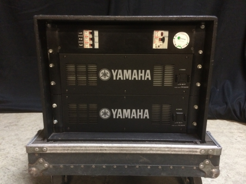 Used PM5D-RH from Yamaha