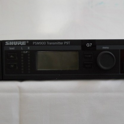Used P9T-G7 from Shure