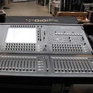 Used SD10 from DigiCo