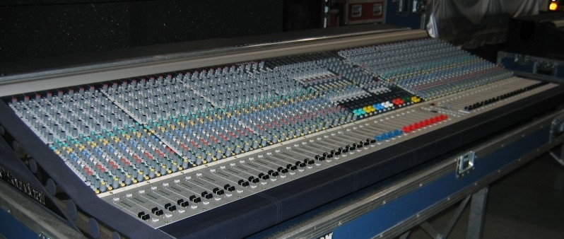 Used MH3 40 Channel from Soundcraft