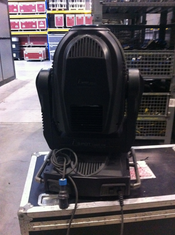 Used iSpot 1200 EB from Coemar