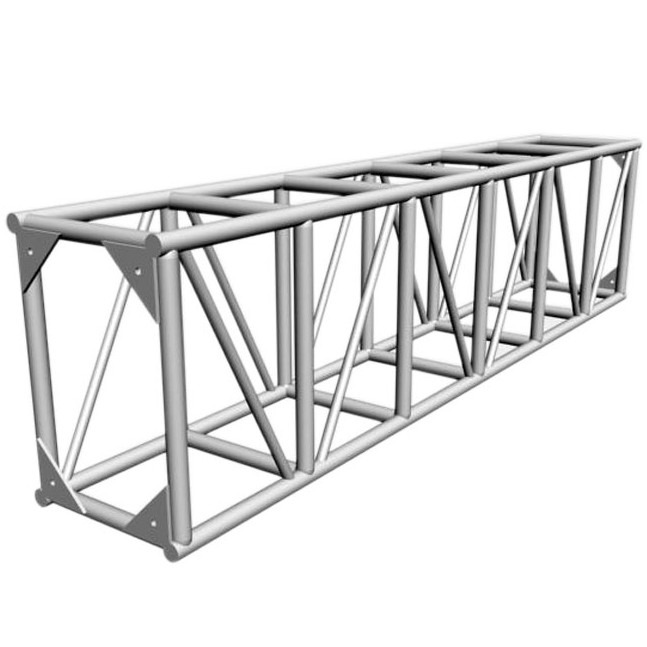 Used 15in thomas tower truss package by james thomas for Truss package cost