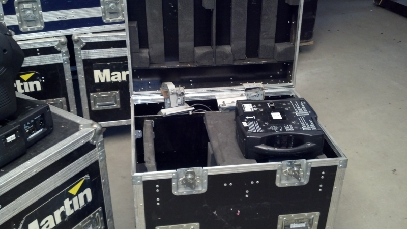 Used MAC 250 Plus from Martin Professional