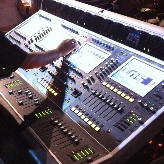 Used D5 from DigiCo