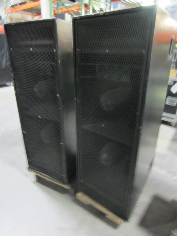 Used Msl 3 Loudspeaker By Meyer Sound Item 32727