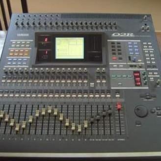 Used O2R from Yamaha
