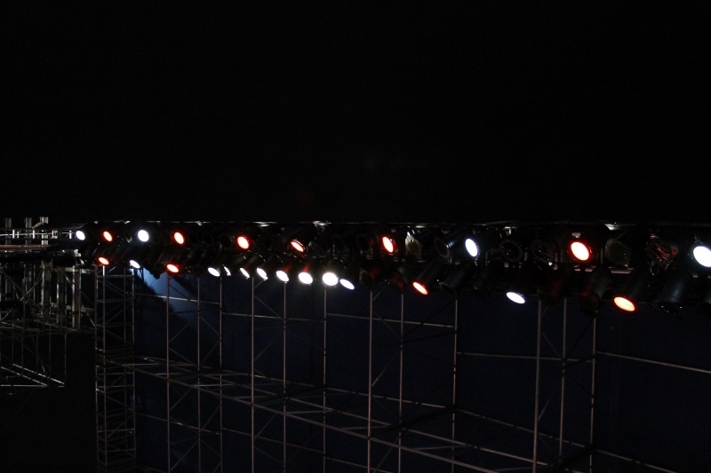 Used 120K Lighting Rig from Miscellaneous