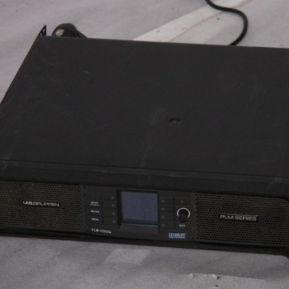 Used PLM 10000Q from Labgruppen