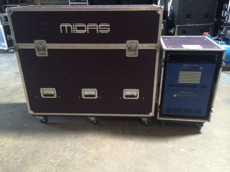 Used PRO6 from Midas