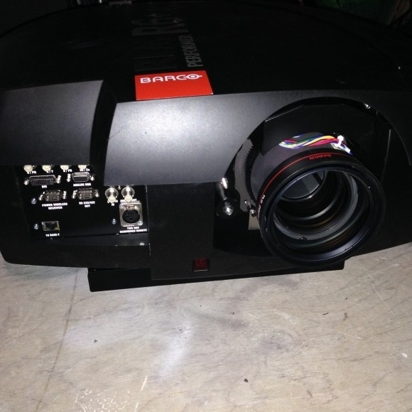 Used RLM R6+ from Barco