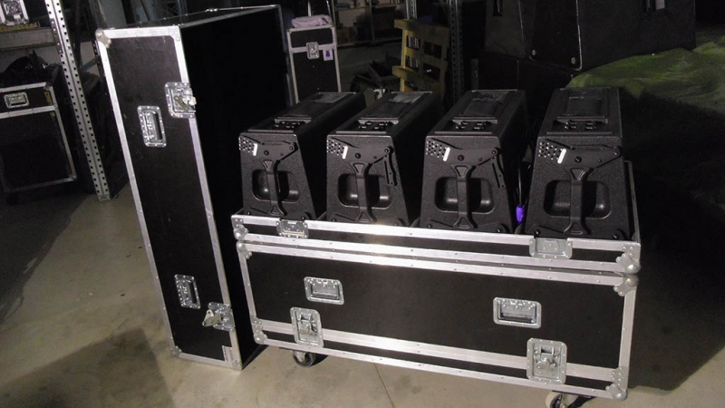 Used Aero12a By D A S Audio Item 37466