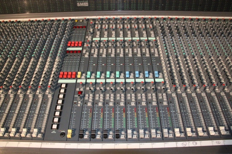 Used SM24 from Soundcraft