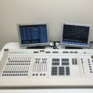 Used Expression 3 400 from Electronic Theatre Controls
