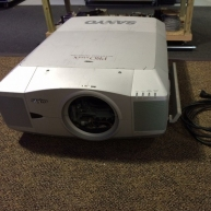 Used PLC-XF45 from Sanyo