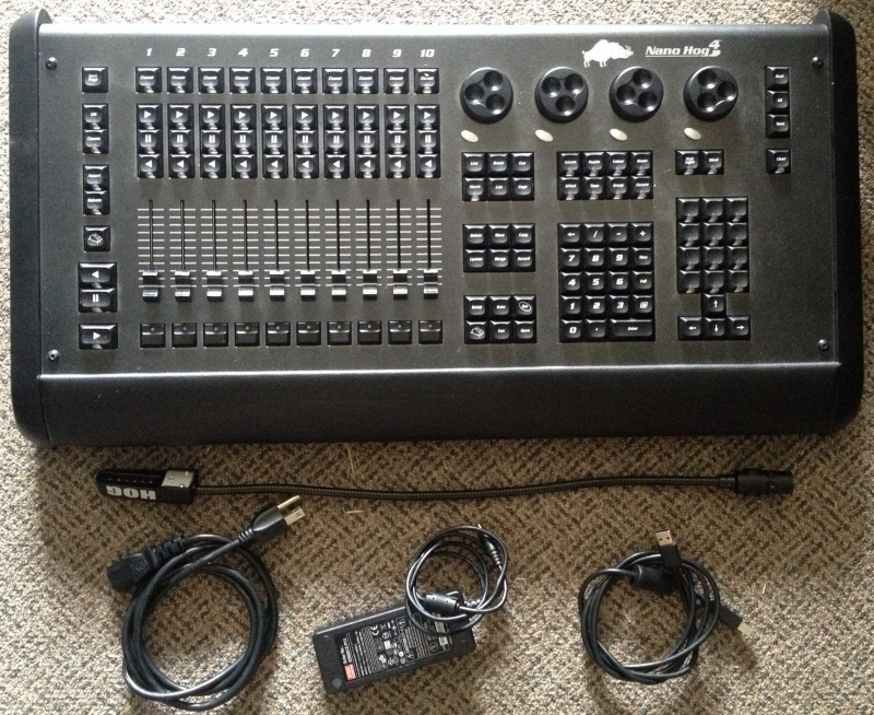 Used Nano Hog 4 from High End Systems