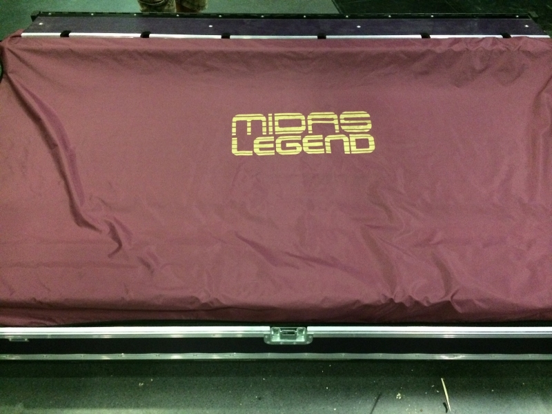 Used Legend 3000-40TP from Midas