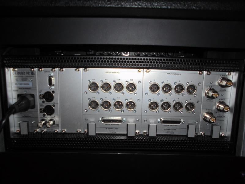 Used EM 9046 from Sennheiser