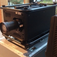 Used HDX W18 from Barco