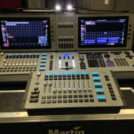 Used M6 from Martin Professional