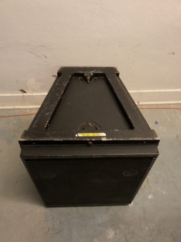 Used MSL-2A from Meyer Sound