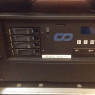 Used Pandoras Box Server from Coolux