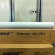Used Panaray MA12 from Bose