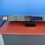 Used M-Series Loudspeaker Controller from Adamson Systems Engineering