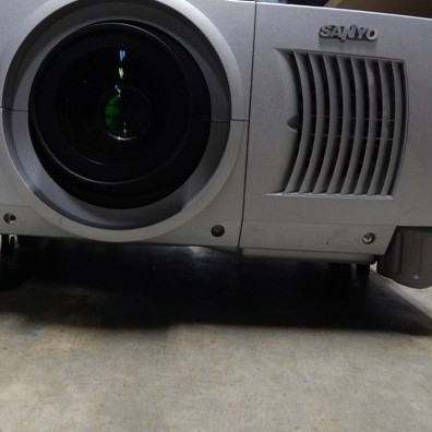 Used PLC-XF31N from Sanyo