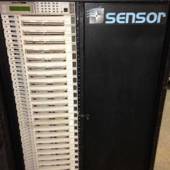 Used Sensor Dimmer Rack from Electronic Theatre Controls