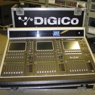 Used D1 Live from DigiCo