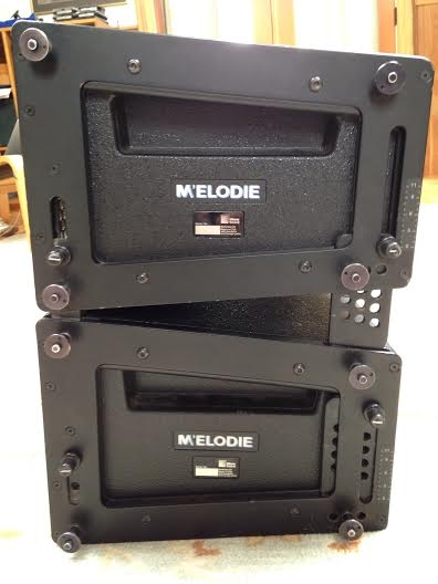 Used Melodie Pair from Meyer Sound