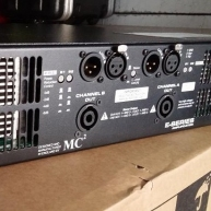 Used E90 from MC2 Audio